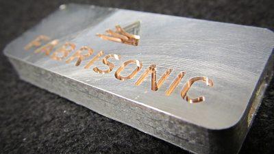 Fabrisonic Soniclayer Ultrasonic Eklemeli İmalat Tezgahı